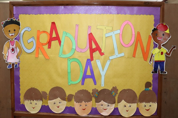 Graduation Day Celebration (Kindergarten)
